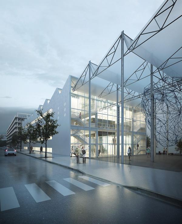 Halle 6 - Quartier de la création